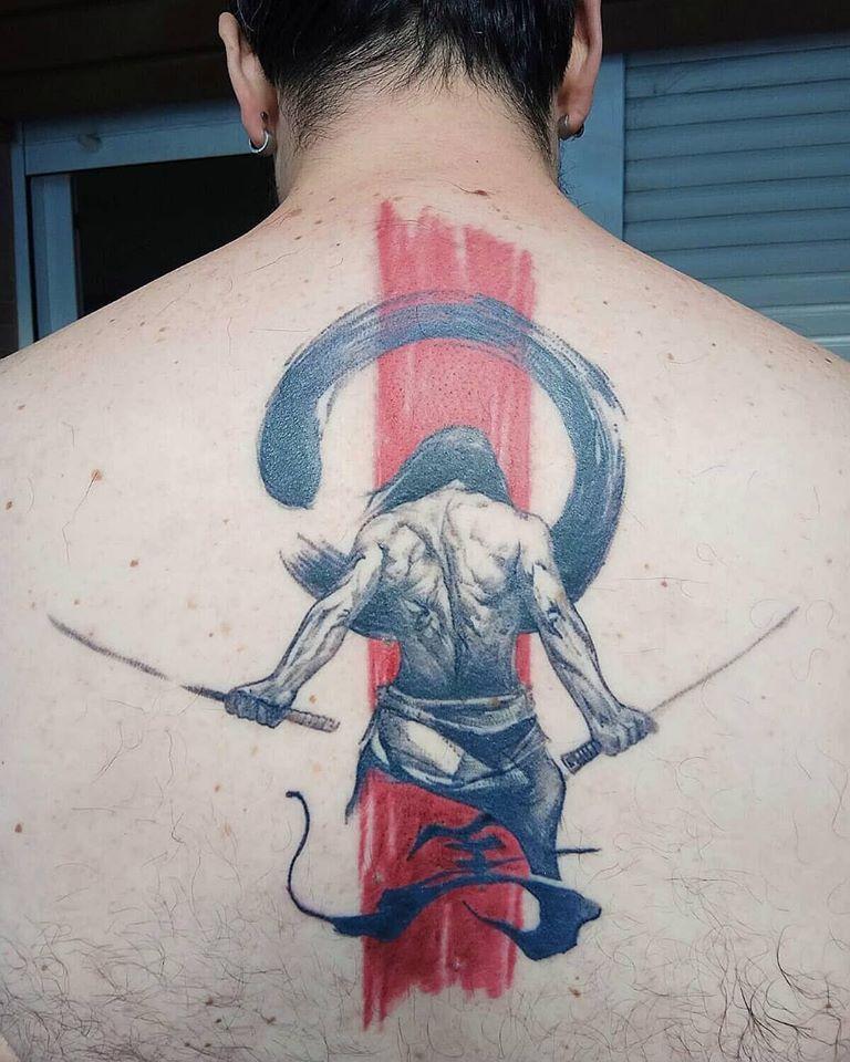 Tattoo en San Sebastián