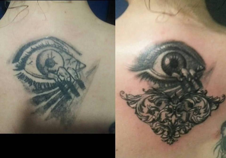 Cover Tattoo en San Sebastián