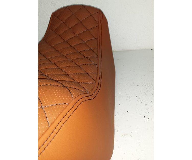 Tapicería de sillines de motos