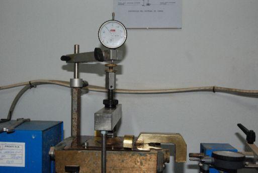 Laboratorio de ensayos de mecánica de suelos y rocas: Servicios de Igea Consultoría y Laboratorio