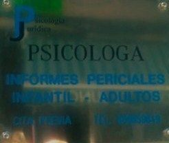Psicóloga Jurídica