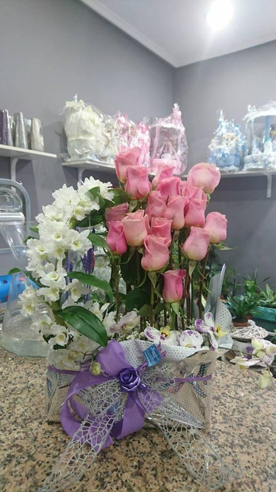 Ramos de flores en Barakaldo