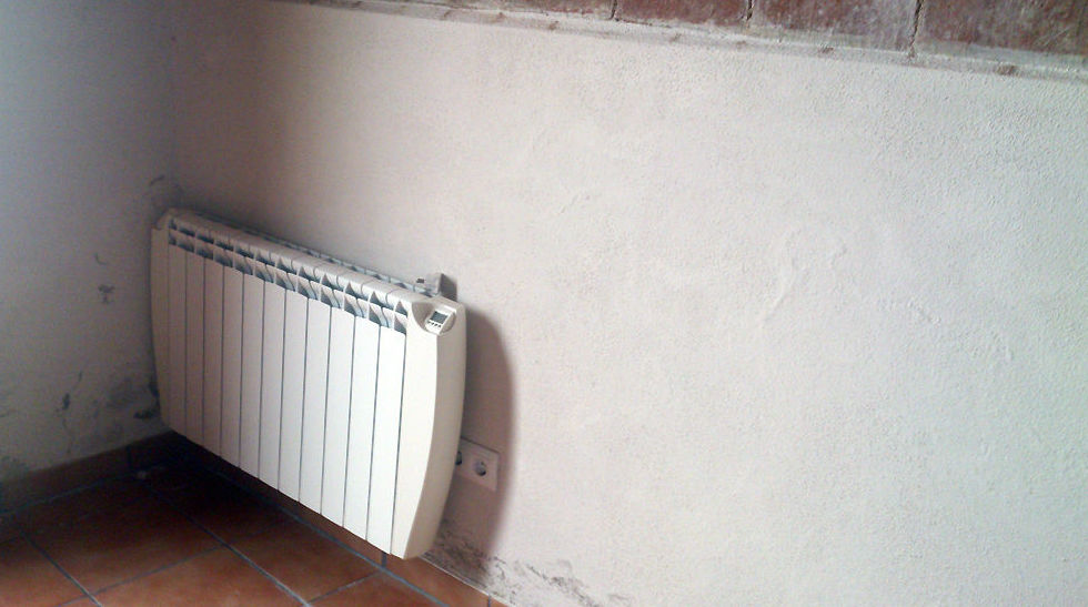 Humitat-Stop, sistema de eliminación de paredes por capilaridad