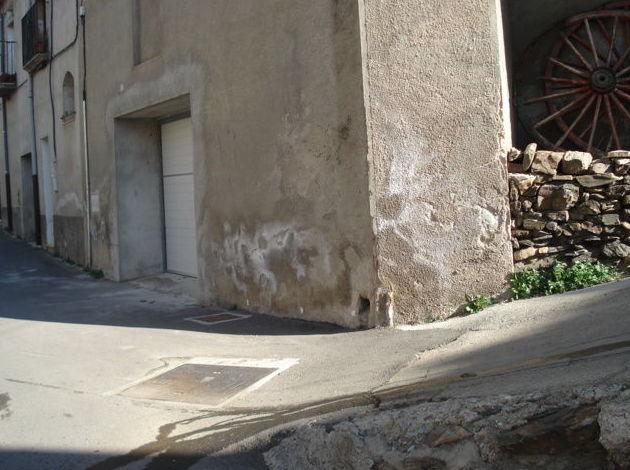 Eliminación de humedades en fachadas