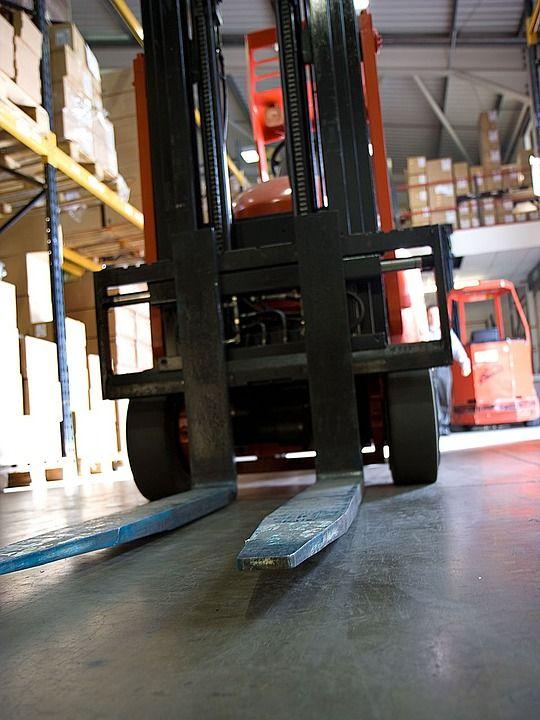Distribución de mercancías: Servicios de Discotrans