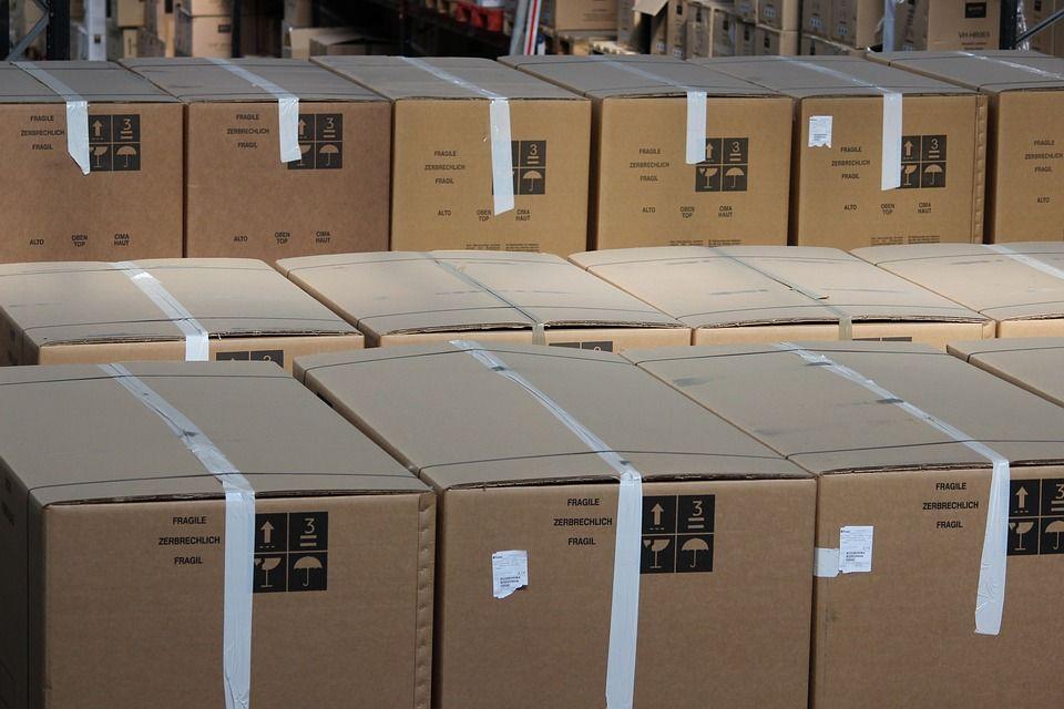 Almacenaje de mercancías: Servicios de Discotrans