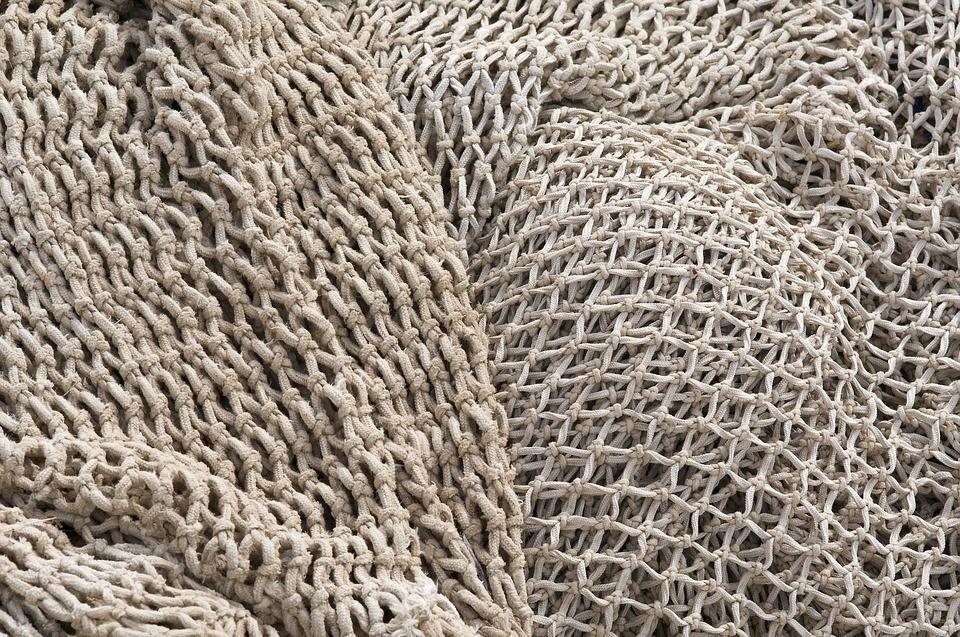 Confección de redes de pesca: Servicios de Germans Cartes