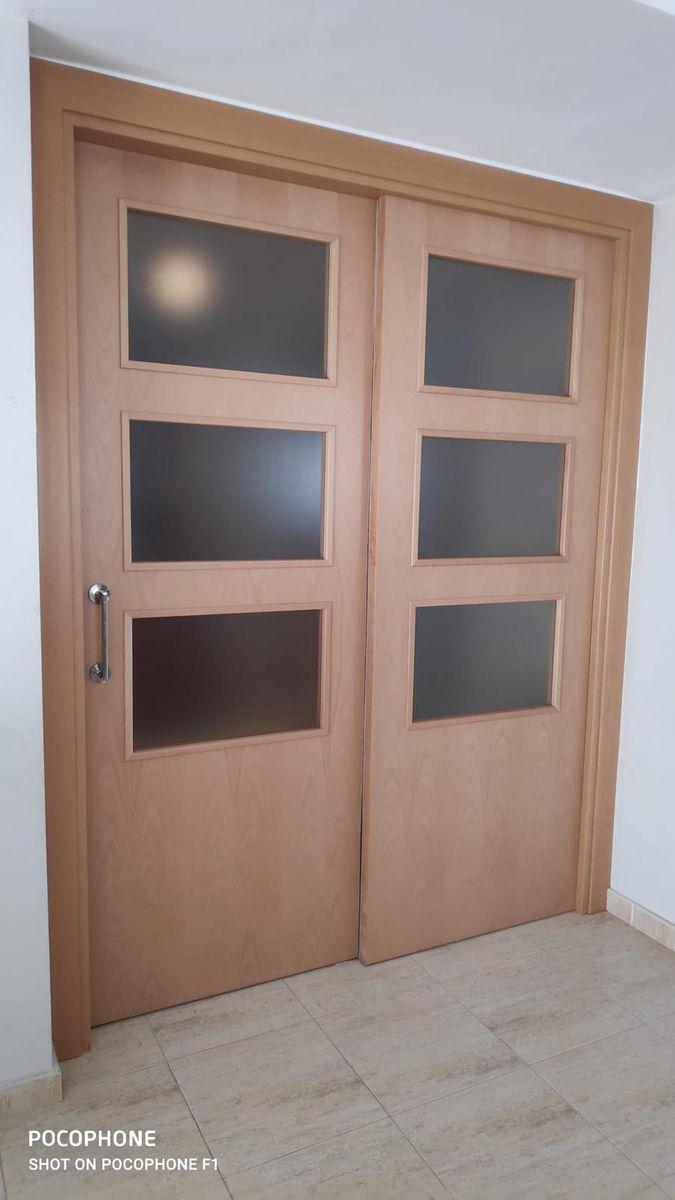 Puertas de interior a medida en Calafell