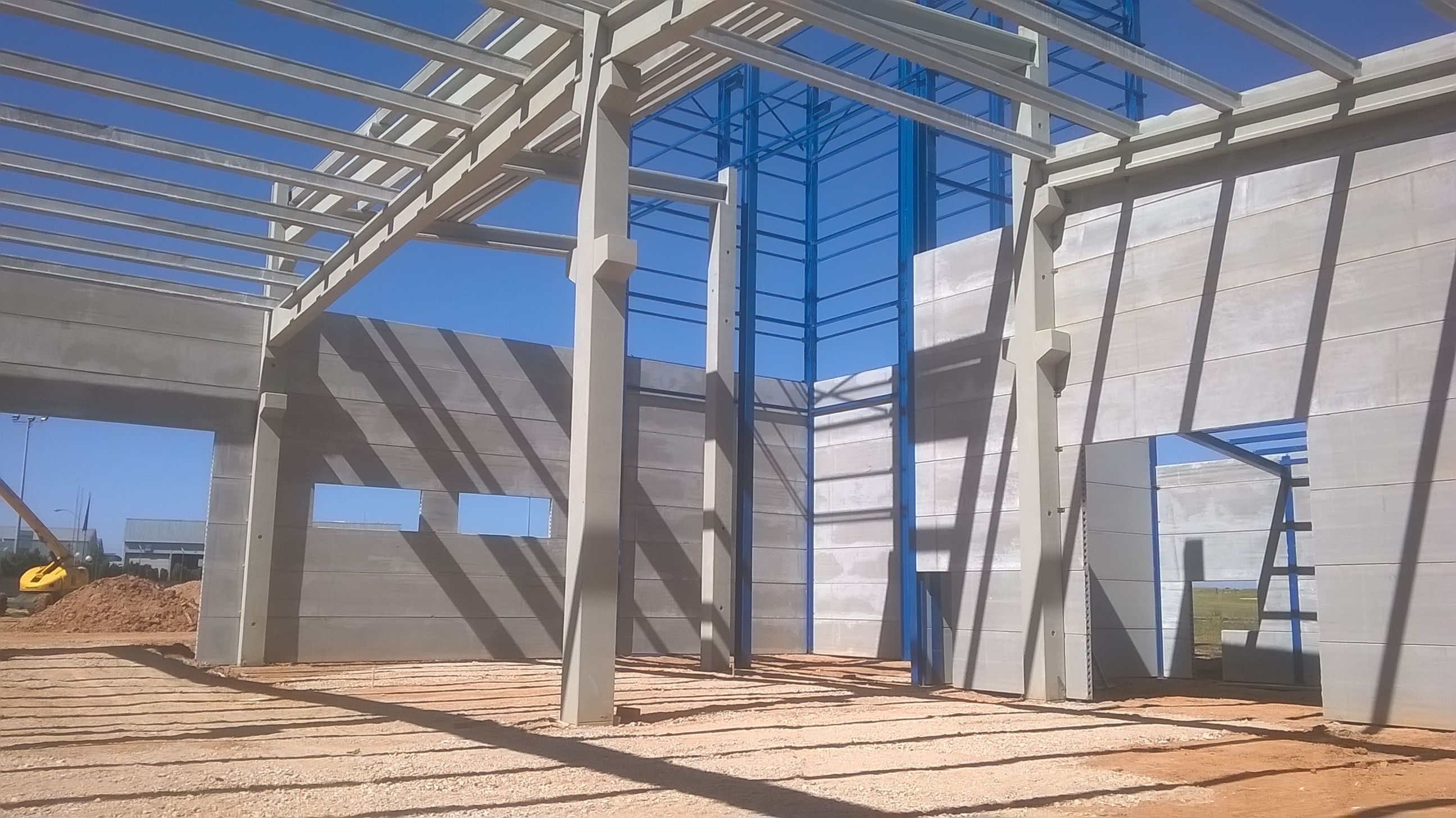 Construcción: Servicios de Estructuras Villarrobledo