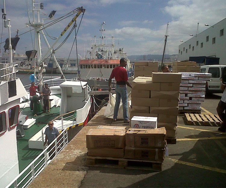 Proveedores de pescado en Vigo