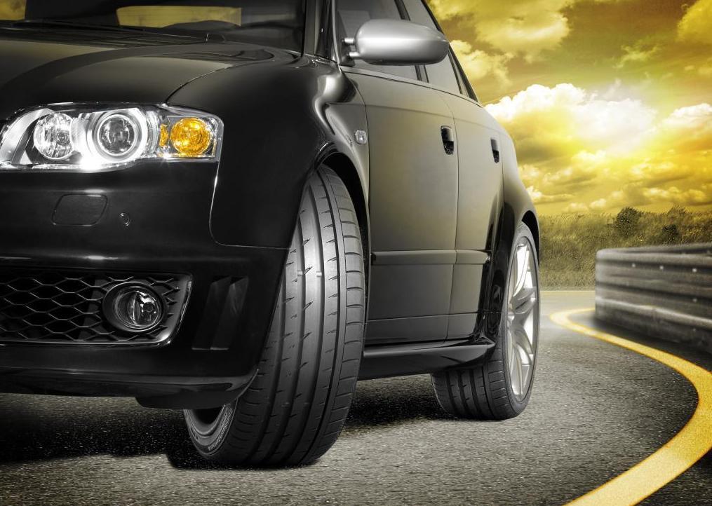 distribuidores al por mayor neumáticos Continental Asturias. Gane