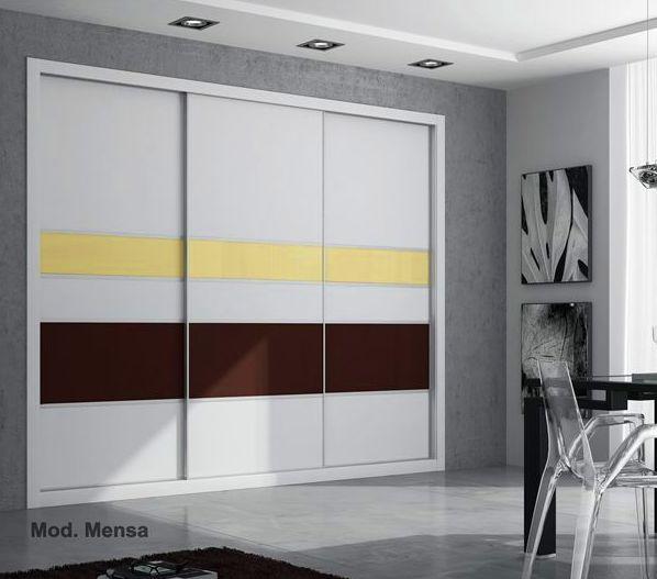 Frente de armario modelo mensa, Te lo instalamos en Madrid y Toledo con nuestros propios montadores.