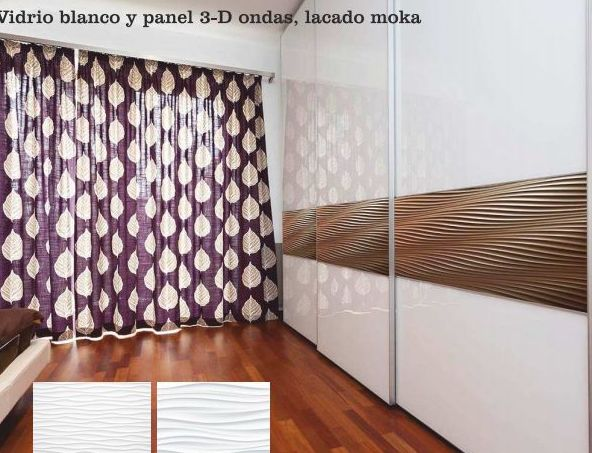 Armarios a medida en Madrid y Toledo modelo Ondas