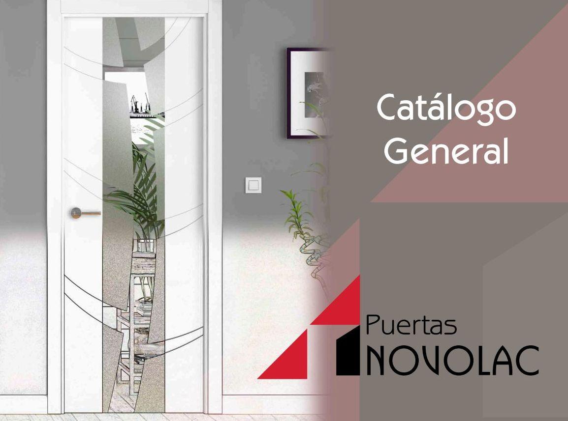 Puertas lacadas: Catálogo de productos   de Carpintería Jano