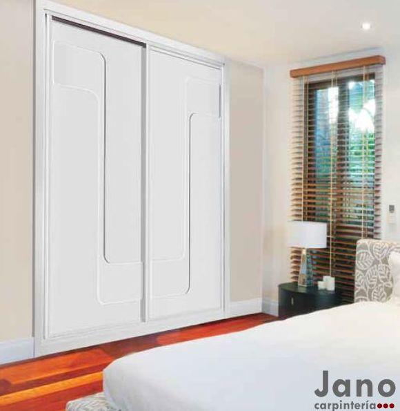 Modelo 902  Frentes de armario lacados en Madrid