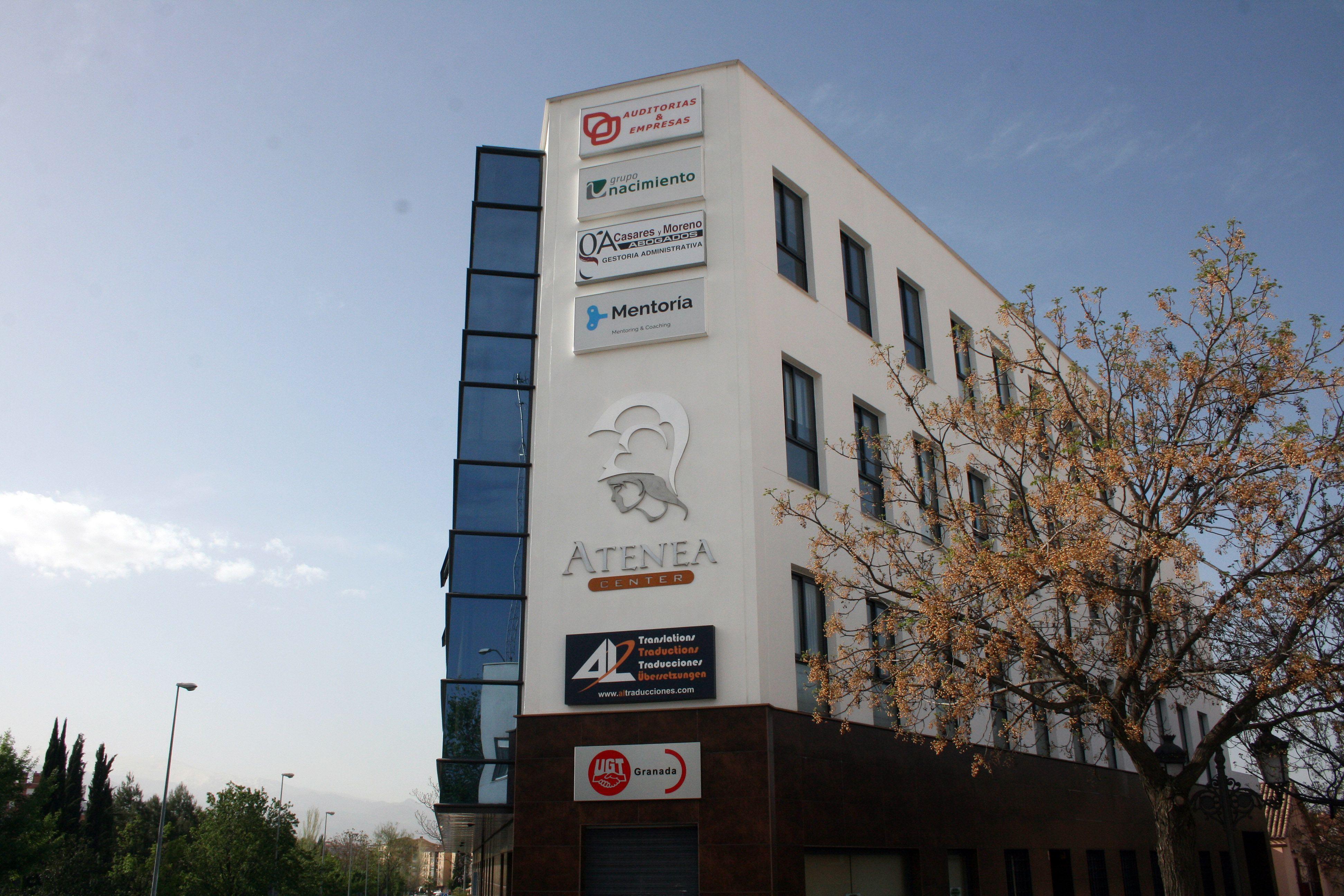 Empresa de limpieza de oficinas en Granada