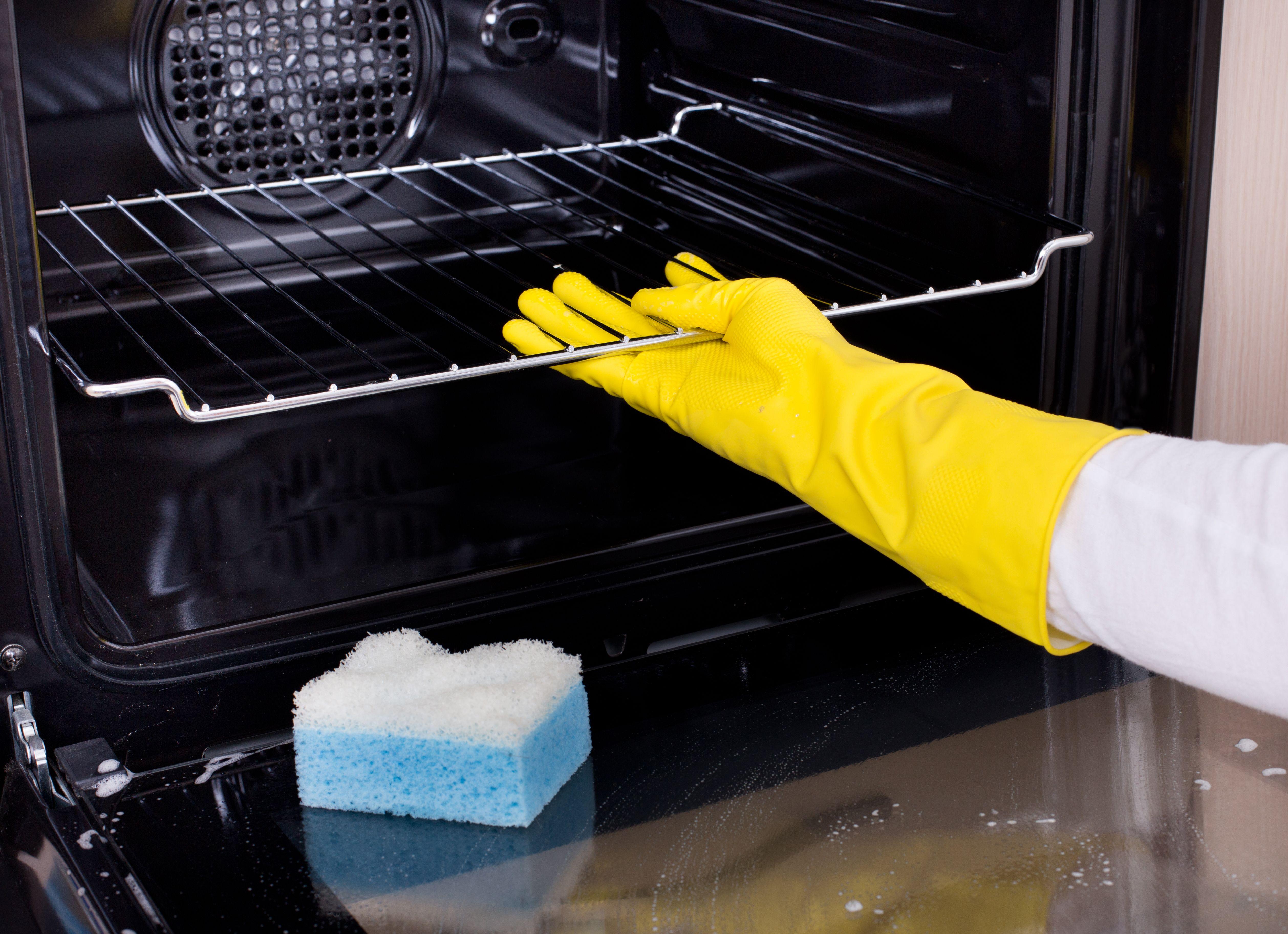 Limpiezas de horno en Granada
