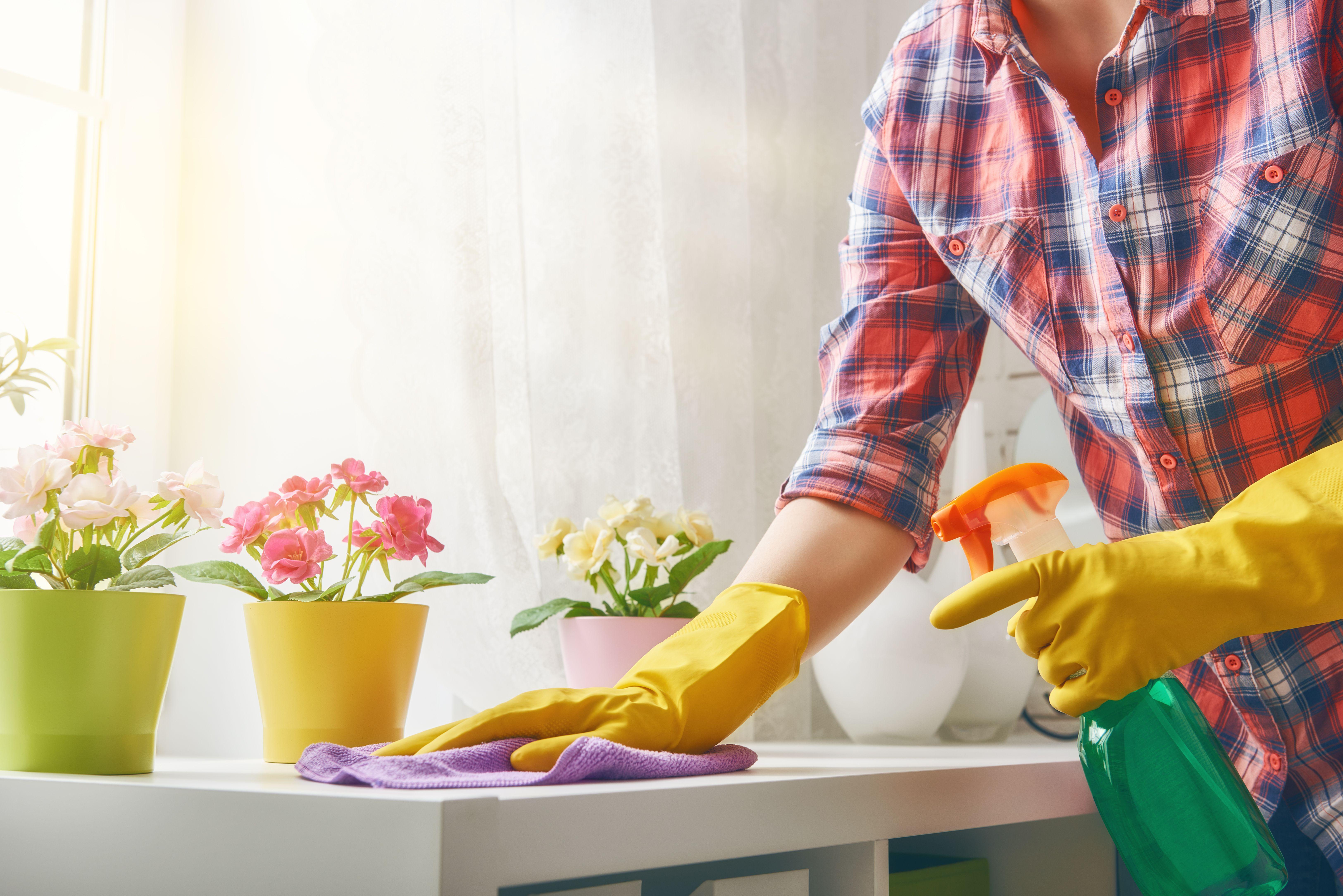 Limpiezas a particulares: SERVICIOS DE LIMPIEZA de Gracia Limpiezas Integrales