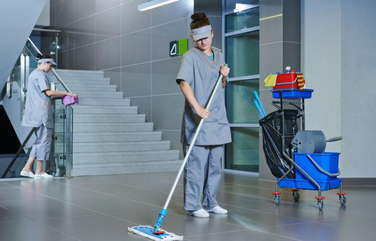 Cómo elegir una empresa de limpieza