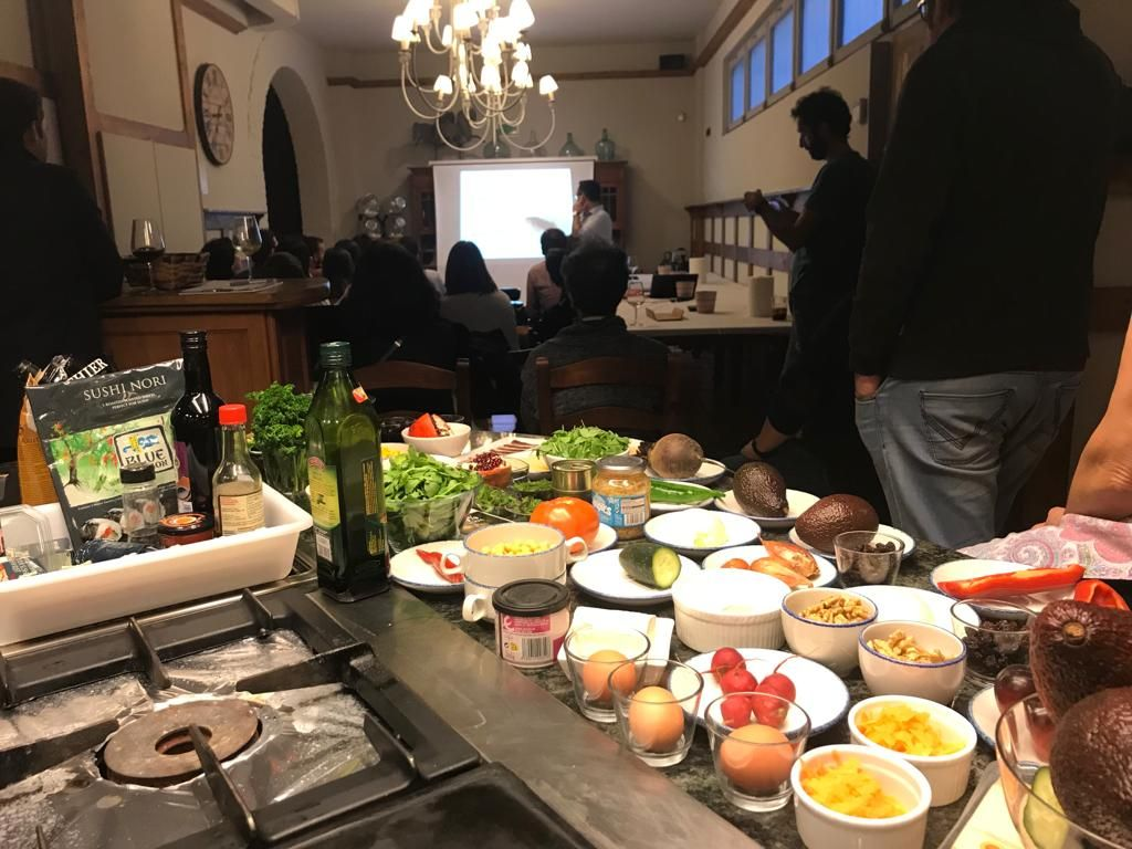 Cursos de cocina en Bilbao