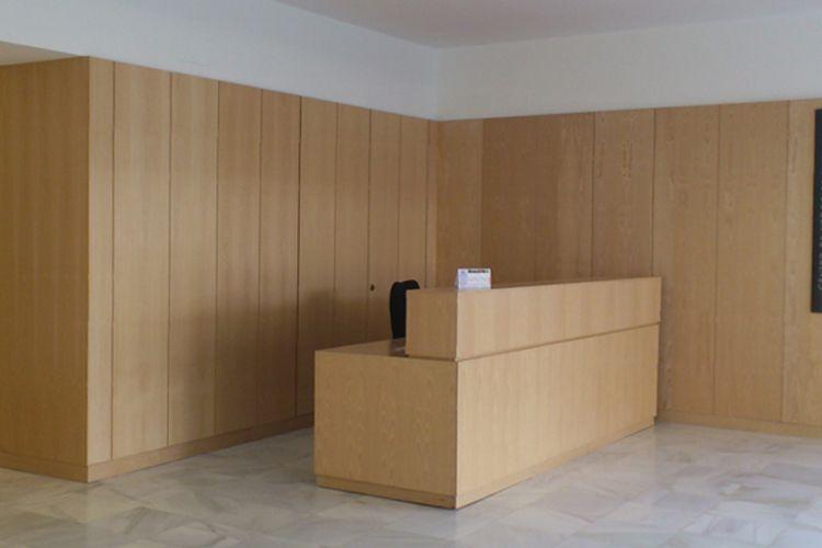 Montajes de muebles en oficinas