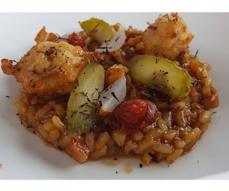 Recetas creativas de arroz en Valladolid