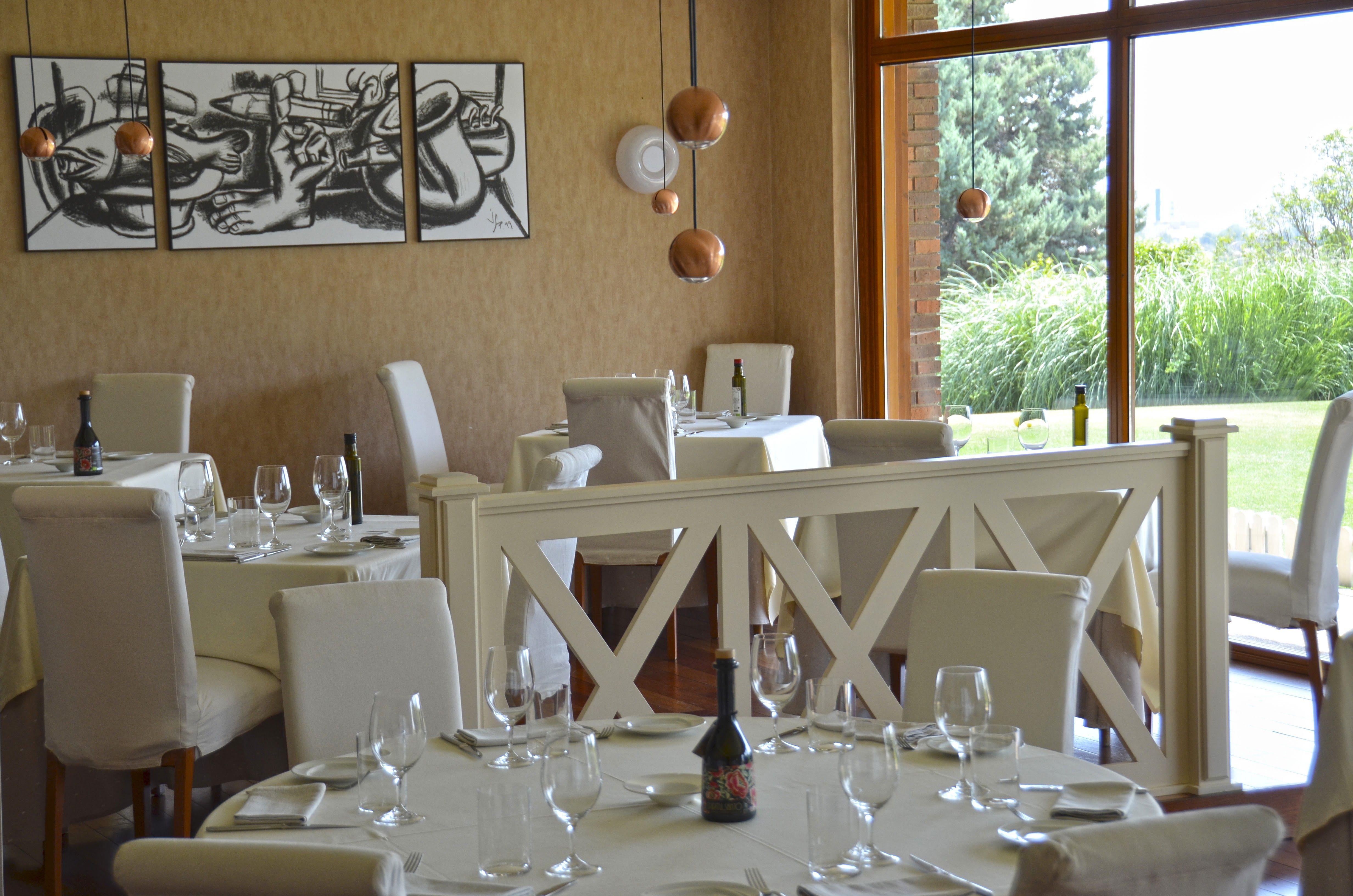 Foto 1 de Cocina creativa en Valladolid | Restaurante Dámaso