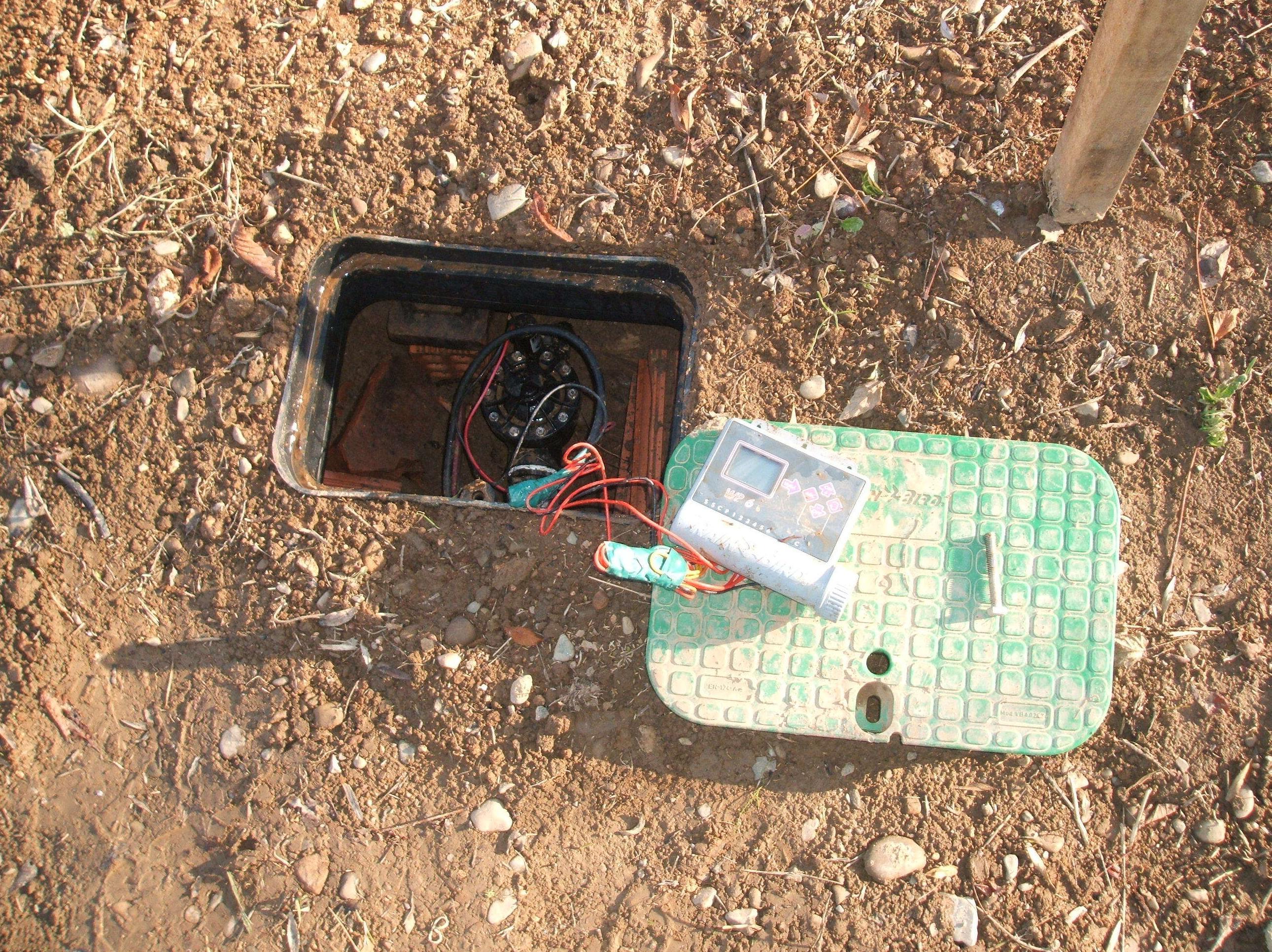 Instalación de riego programado: Servicios que ofrecemos   de Casverde