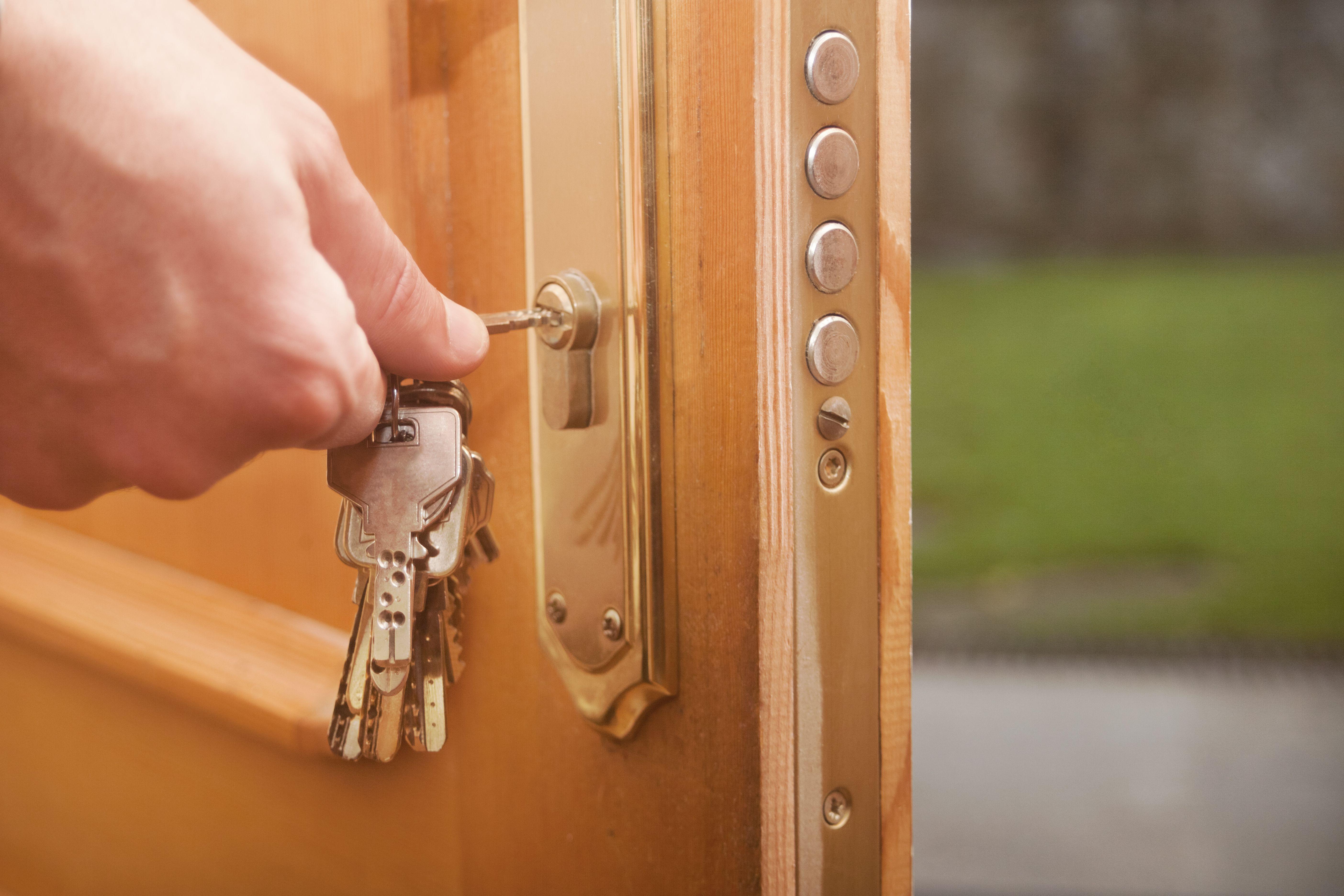Puertas acorazadas: Productos de Carpintería Zarautz