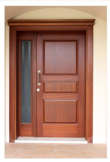Puertas de entrada: Productos de Carpintería Zarautz