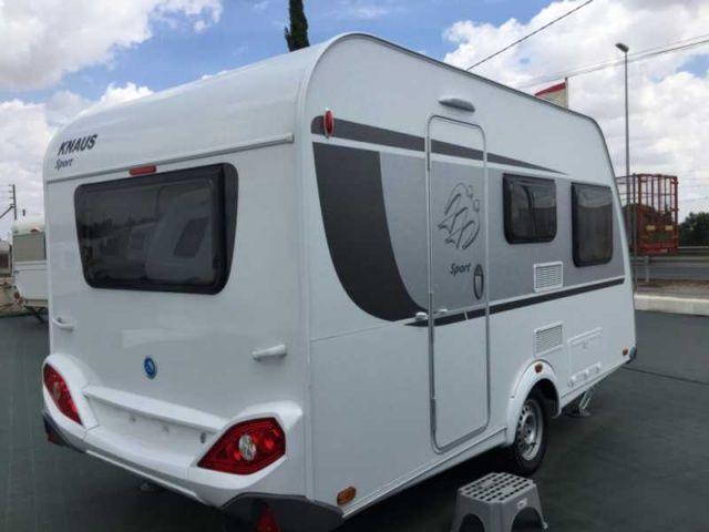 Knaus Sport 400 LK: Productos y servicios de Caravanas Murcia