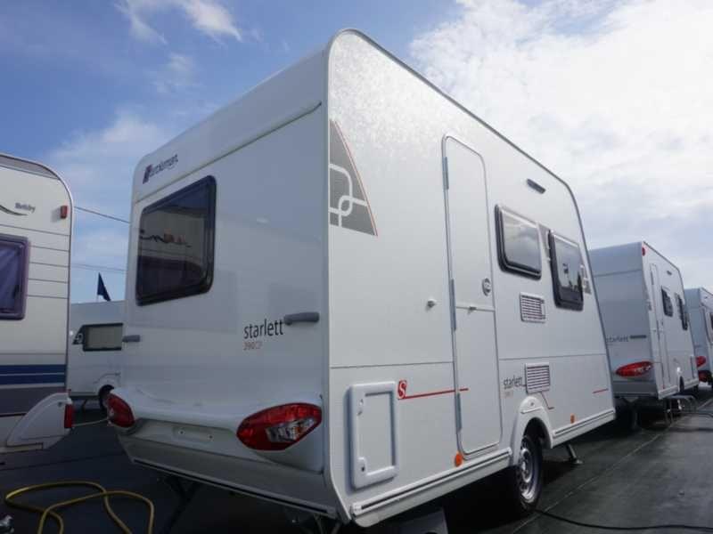 Sterckeman Starlett 390: Productos y servicios de Caravanas Murcia