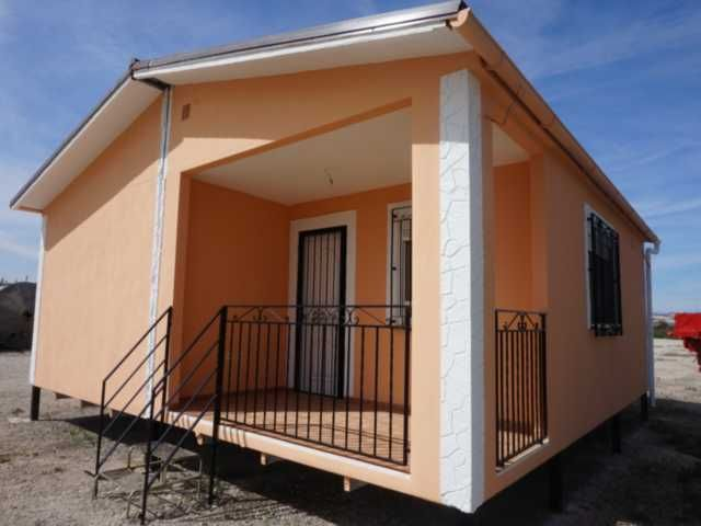 35537a9832 Casas prefabricadas: Productos y servicios de Caravanas Murcia