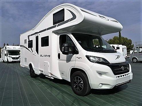 MC Louis Glamys 40 Gold: Productos y servicios de Caravanas Murcia