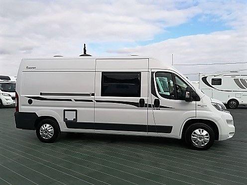 Dreamer D 55: Productos y servicios de Caravanas Murcia