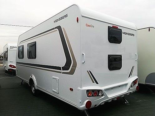 Weinsberg 480 QDK 3 ambientes: Productos y servicios de Caravanas Murcia