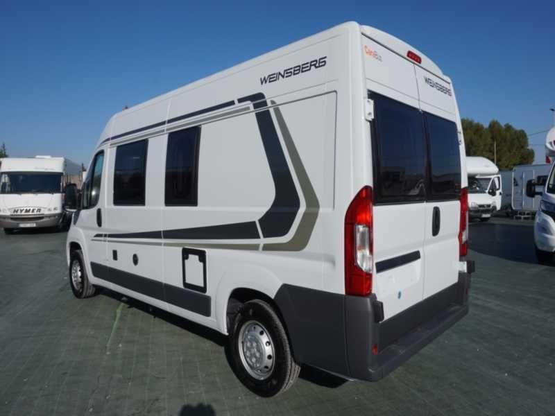 Weinsberg Camper Carabus 601K modelo 2017: Productos y servicios de Caravanas Murcia