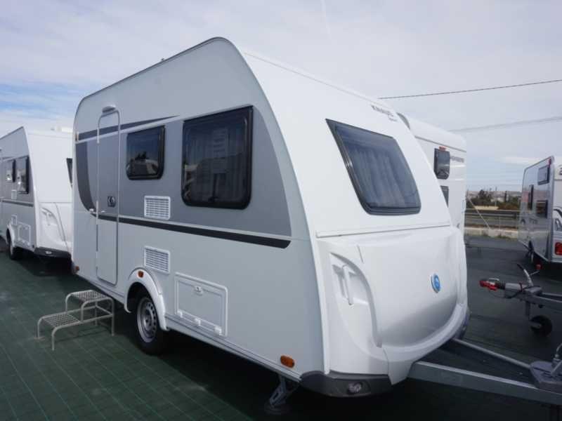 Knaus Sport 400LKK: Productos y servicios de Caravanas Murcia