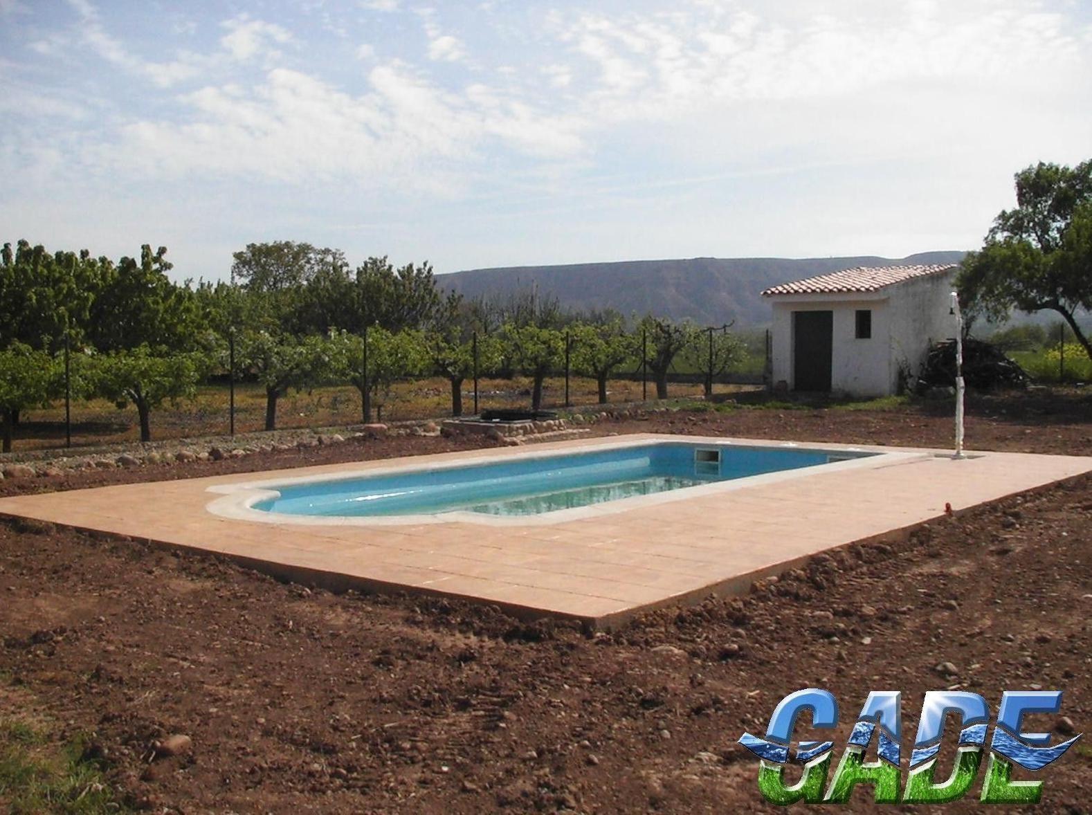 Piscinas prefabricadas en la rioja de calidad gade piscinas y jardines - Piscinas y jardines ...