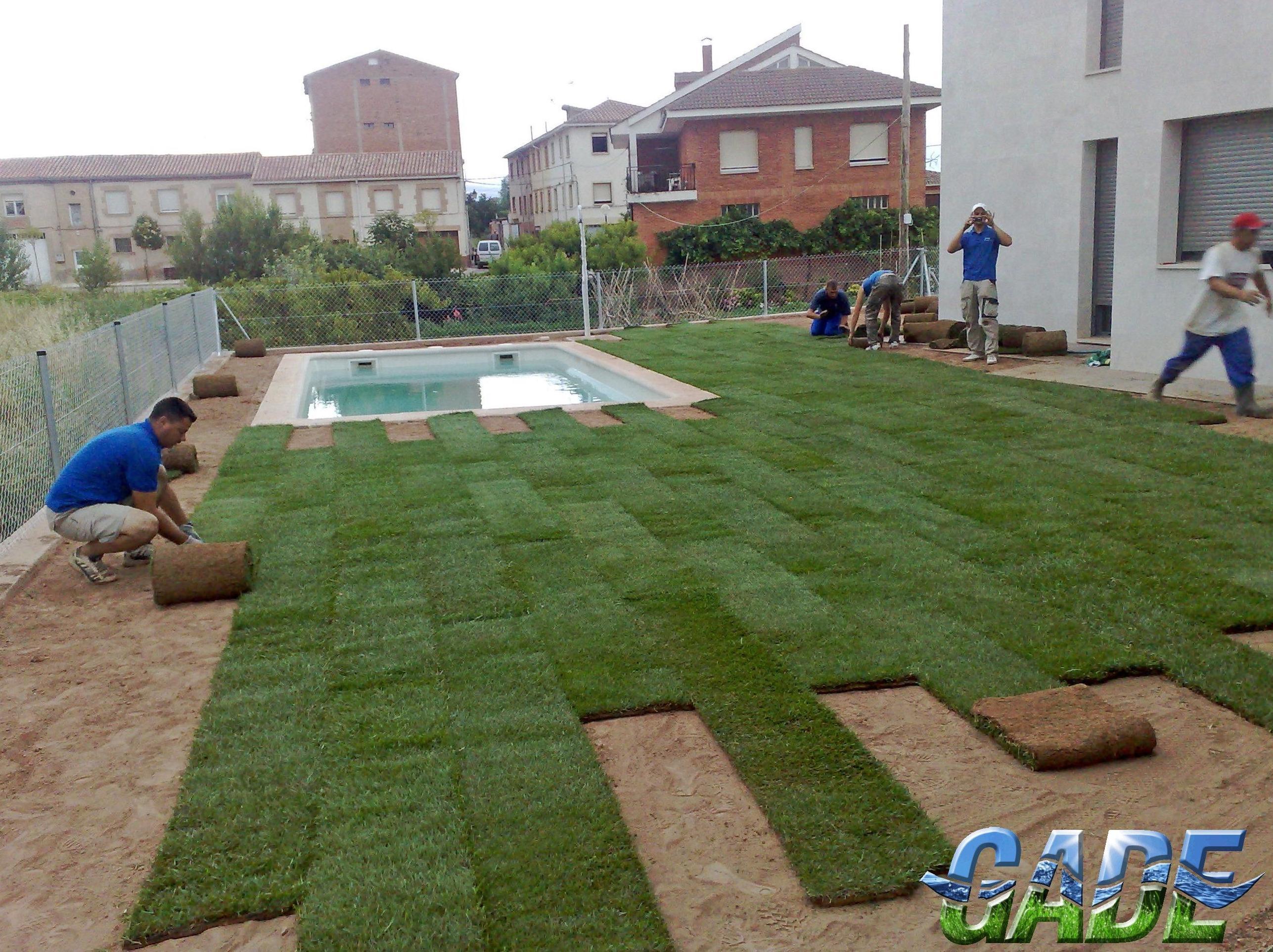 Foto 12 de Instalación de Piscinas en Logroño | Gade Piscinas y Jardines