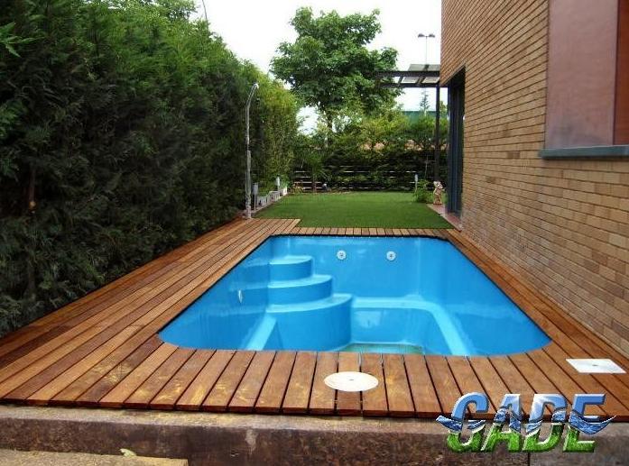 Foto 15 de instalaci n de piscinas en logro o gade for Instalacion de piscinas