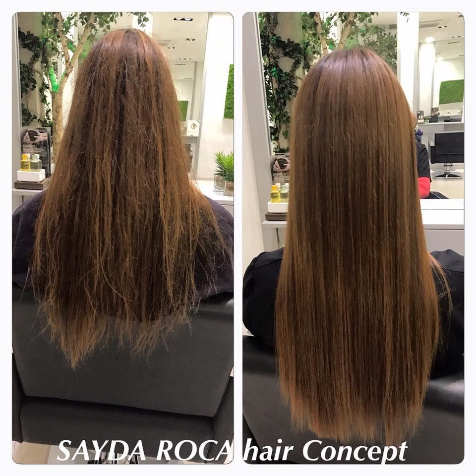 Tratamientos capilares: Servicios de Sayda Roca Hair Concept