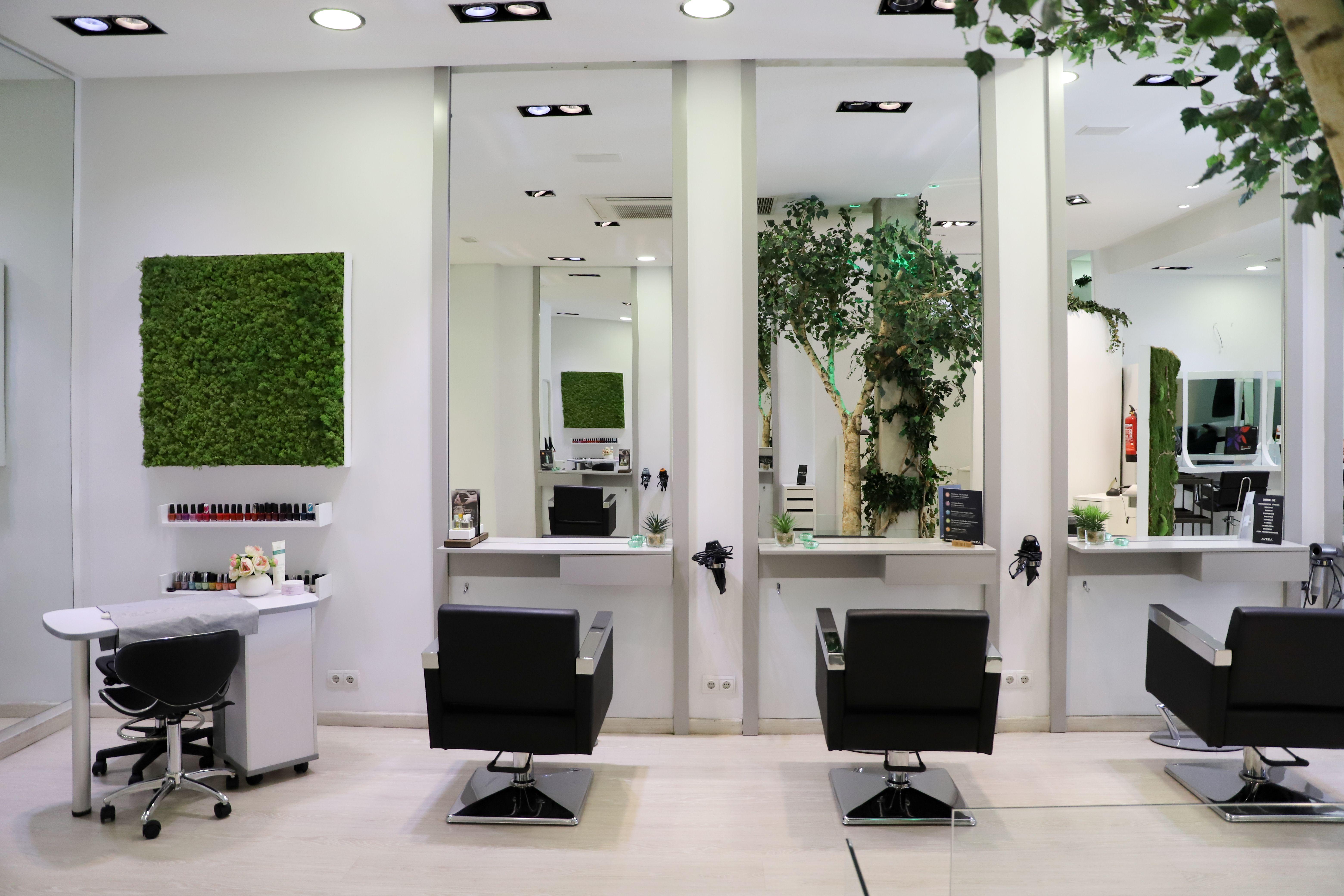 Sillones de peluquería