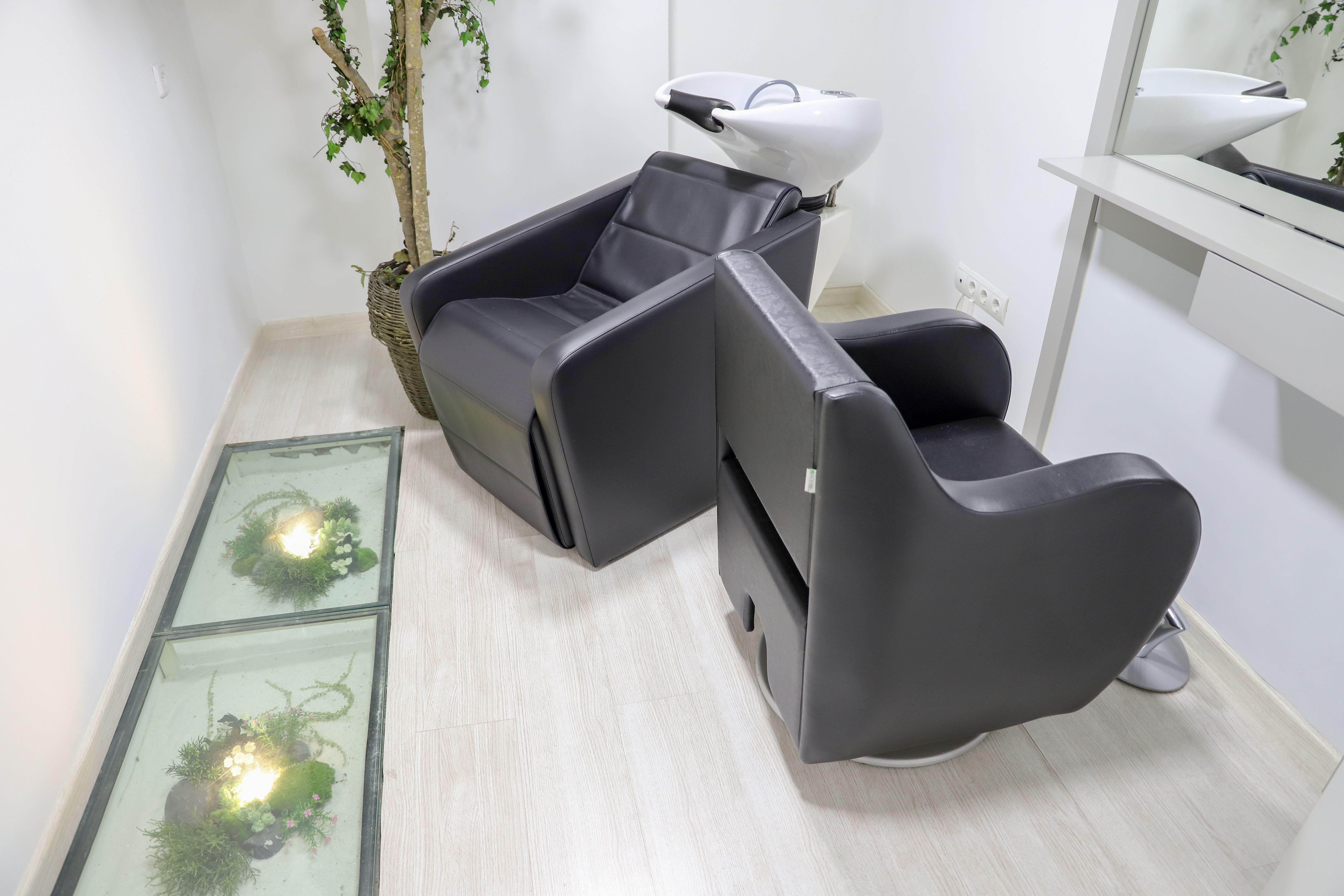 Sala de lavado de cabezas