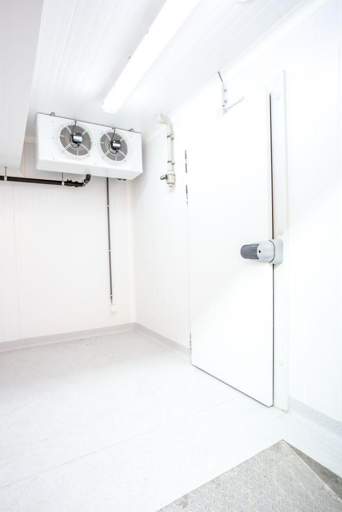 Mantenimiento de cámaras frigoríficas en Valencia