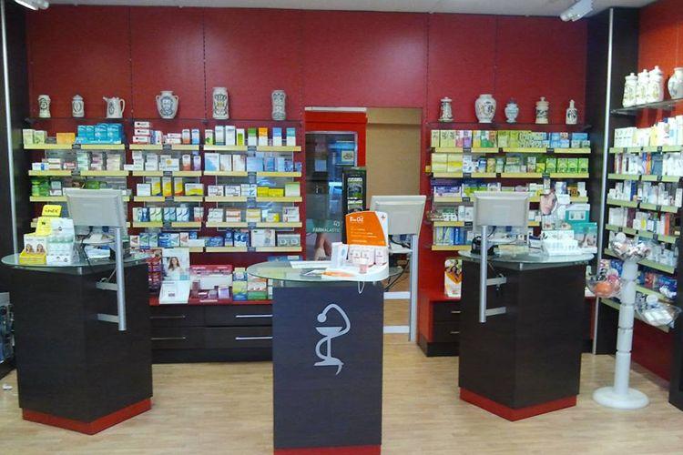 Farmacia Mercedes López Vázquez