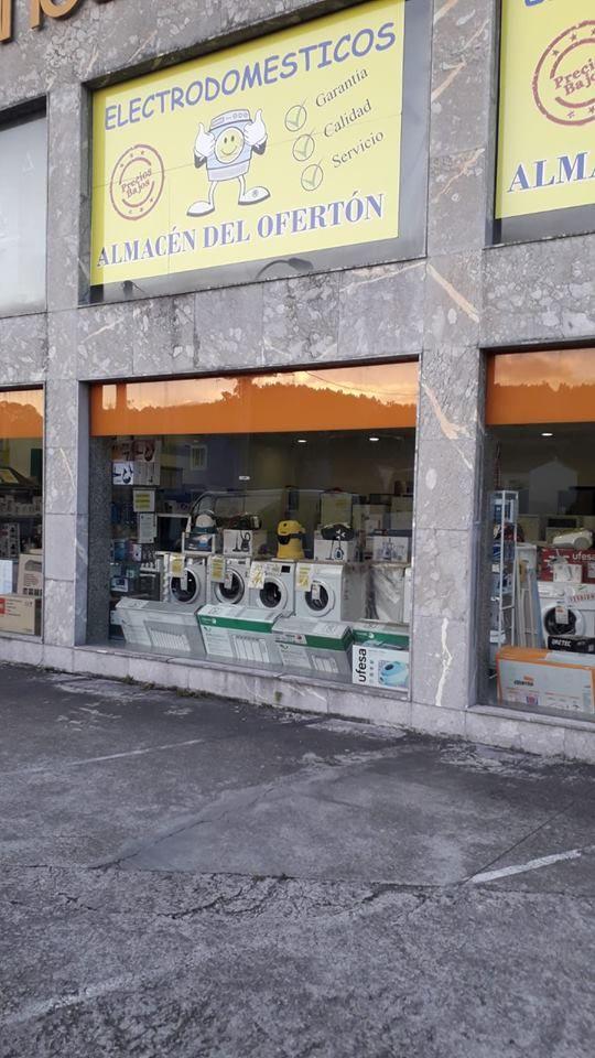 Foto 2 de Electrodomésticos en Castropol   Almacén del Ofertón