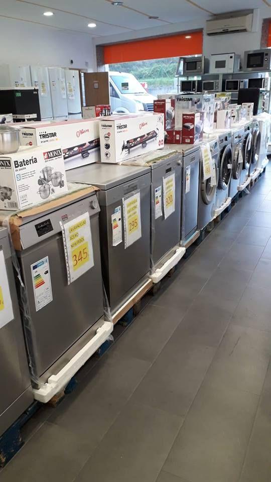 Foto 3 de Electrodomésticos en Castropol | Almacén del Ofertón