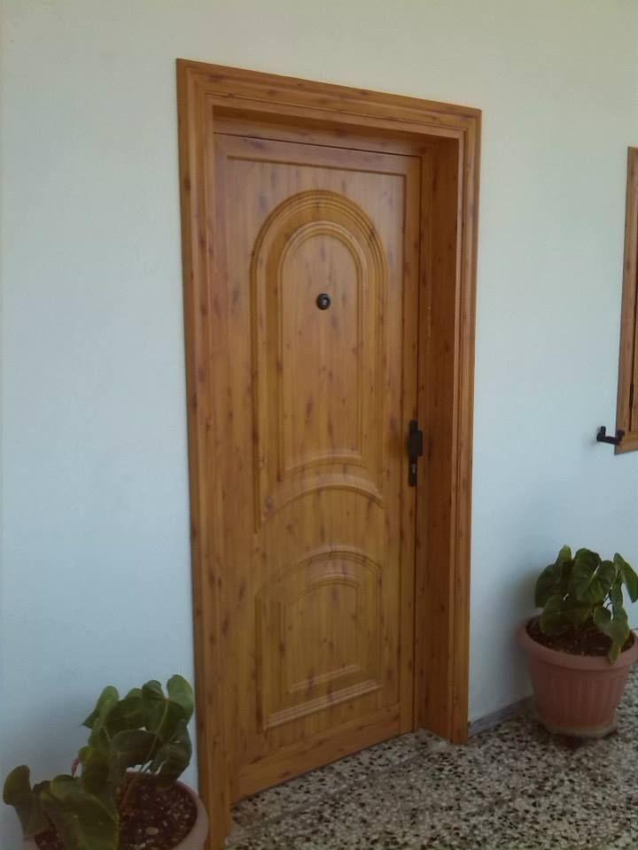 Puertas metálicas en Tenerife