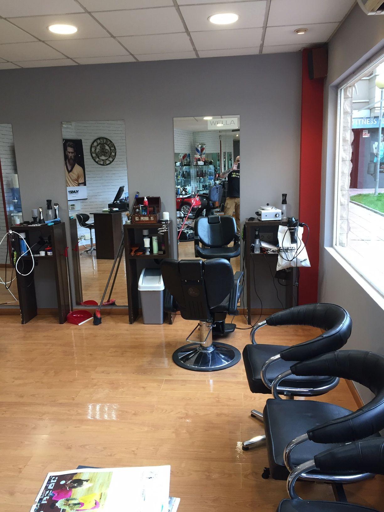 Barbería Majadahonda